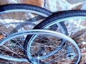 """Колесо вело в сборе с шиной и втулкой (задние, передние) - 20"""",28"""""""